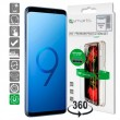 4smarts 360 ° Premium Beschermingsset Galaxy S9 Plus Clear