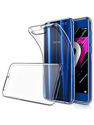 PM - Silicone Case Honor 9 - Clear
