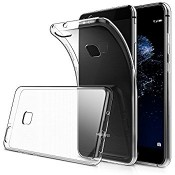 PM - Silicone Case Huawei P10 Lite - Clear