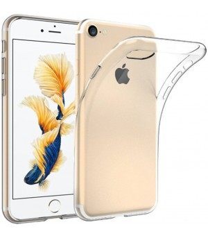 PM - Silicone Case iPhone SE 2020 Clear