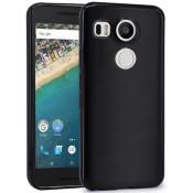 PM - LG Nexus 5X Silicone Case - Black