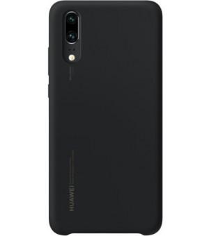 Huawei Silicone Case P20 Zwart