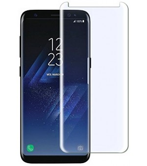 9H - Screen Protector Tempered Glass Galaxy S8 Plus - Clear