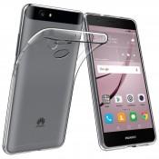 PM - Silicone Case Huawei Nova - Clear