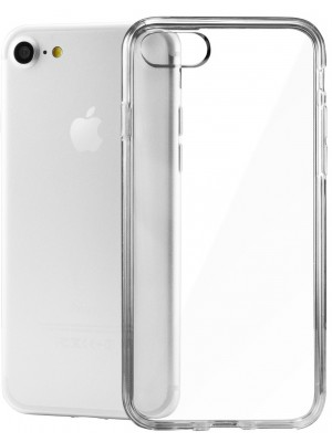 PM - Silicone Case iPhone 8 / 7 Plus - Clear