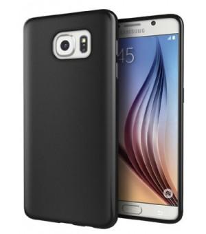 PM - Silicone Case Samsung Galaxy S7 - Zwart