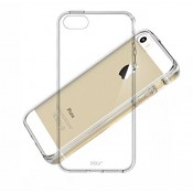 Buenos - Silicone Case iPhone SE / 5 / 5s - Clear