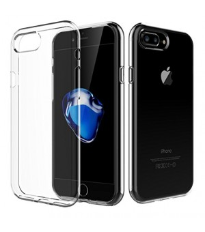 Buenos Silicone Case iPhone 8 / 7 Plus Clear