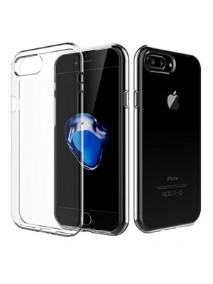 Buenos - Silicone Case iPhone 8 / 7 Plus - Clear