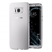 Spigen Liquid Crystal Samsung Galaxy S8 - Wit