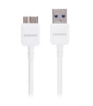 Samsung Datakabel MicroUSB 3.0 21-pin ET-DQ11Y1W Wit