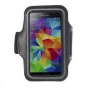 Sport Armband voor Samsung SM-G900F Galaxy S5 - Black