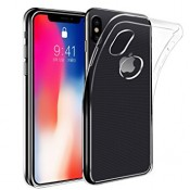 Buenos - Silicone Case iPhone X - Clear