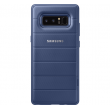 Samsung Galaxy Note 8 Protective Standing Back Cover - Blauw