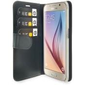 Valenta Booklet Classic Luxe Samsung GALAXY S6 - Black