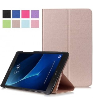 PM Rotating Stand & Case Galaxy Tab A 2016 T580 / T585 Goud