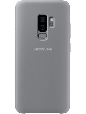 Samsung Galaxy S9 Plus Silicone Cover - Grijs
