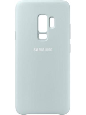 Samsung Galaxy S9 Plus Silicone Cover - Blauw