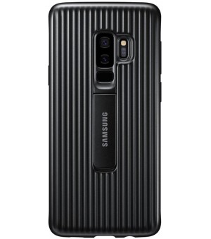 Samsung Protective Standing Cover Galaxy S9 Plus Zwart