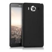 Microsoft Lumia 950 Silicone Case - Zwart