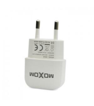 Moxom - Thuislader met micro-Usb Kabel - Wit