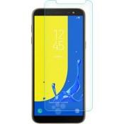 9H - Screenprotector Tempered Glass Galaxy J6 (2018)