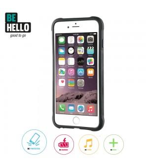 BeHello iPhone 6 Plus / 6S Plus Impact Case Black