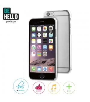BeHello iPhone 6 Plus / 6S Plus transparent Back Case Anti Scratch