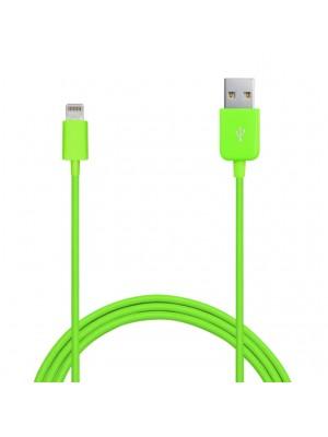 Puro Lightning Kabel voor iPhone / iPad - Green