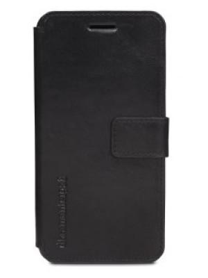 DBramante1928 iPhone 6/6S Leather Folio Case Frederiksberg - Black
