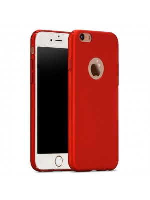 Buenos - Silicone Case iPhone 8 / 7 Plus - Rood