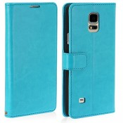 PH Huawei Ascend P8 Leather Wallet Case  - Blue