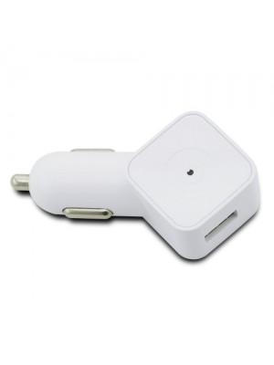 Muvit USB Autolader 1A - Wit