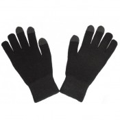 Touchscreen Handschoenen - Zwart