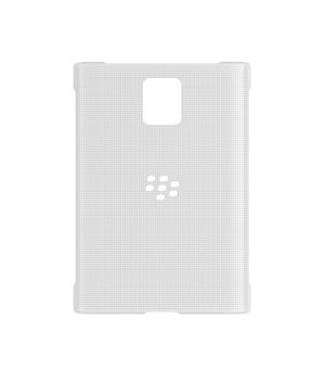 BlackBerry Passport Hard Shell + Screenprotector - White