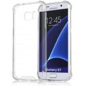 PM - Anti-Shock Silicone Case Galaxy A5 (2017) - Clear