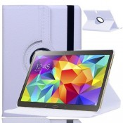 PH 360 Rotating Stand & Case GALAXY Tab S 10.5 (T800)  - White