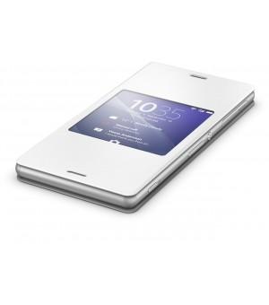 Sony Xperia Z3 Smart Window Cover SCR24 Wit