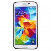 PM - Silicone Case Samsung Galaxy S5 - Zwart