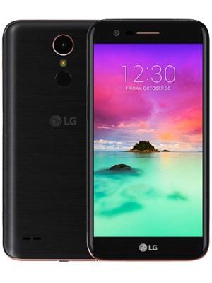 LG K10 2017 16GB - Zwart