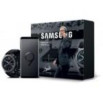 Samsung Galaxy S9 Plus 64GB - Zwart en Samsung Gear S3 Frontier - Grijs
