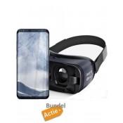 Samsung GALAXY S8 Plus 64GB Zilver + VR Bril SM-R323