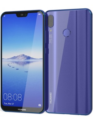 Huawei P20 Lite Dual Sim - Blauw