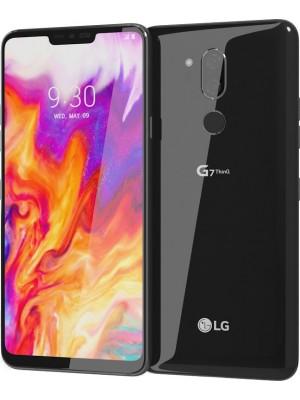 LG G7 ThinQ 64GB (LMG710EM) - Zwart