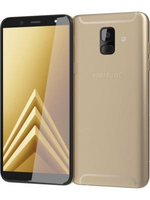 Samsung Galaxy A6 Dual Sim - Goud