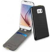 muvit Samsung GALAXY S6 Slim Case MUSLI0646 - Black
