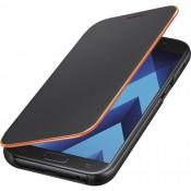 Samsung Galaxy A3 (2017) Neon Flip Cover EF-FA320PB - Black