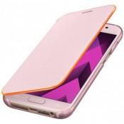 Samsung Galaxy A3 (2017) Neon Flip Cover EF-FA320PPEGWW- Pink