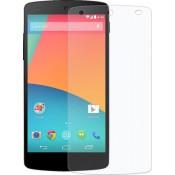 LG Nexus 5 Screenprotector (3 stuks) - Clear
