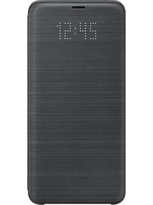 Samsung LED View Cover Galaxy S9 EF-NG960PB - Zwart